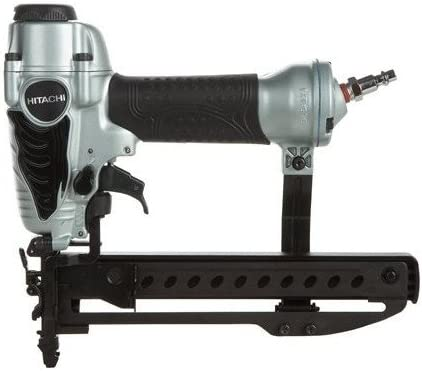 "Hitachi N3804AB3 1.5"" 18-Guage Pneumatic Stapler RT"