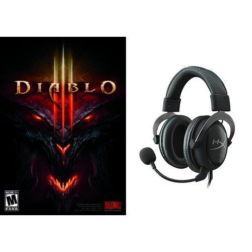 Diablo III - PC/Mac and Headset Bundle (Diablo 3 And Reaper Of Souls Bundle)