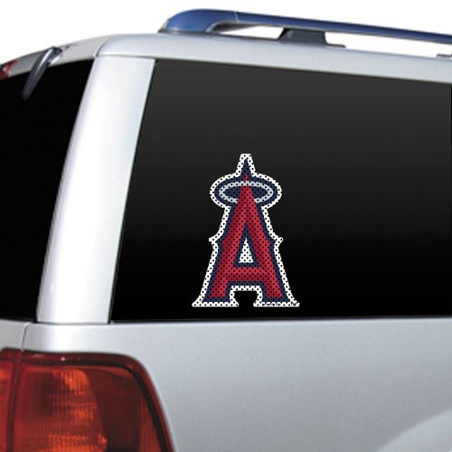 - MLB Los Angeles Angels Die Cut Window Film