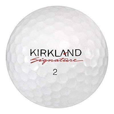 Kirkland Signature 12 Mint (AAAAA) Grade - Recycled (Used) Golf Balls