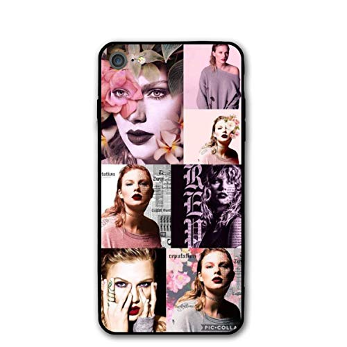 Tay-lor Swift iPhone 7/8 Series Mobile Phone Case Ultra-Thin Protective Back Cover, Suitable for iPhone 7, iPhone 8.