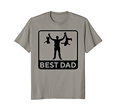 Best Dad Funny T-shirt Gift For Father's Day Shirt