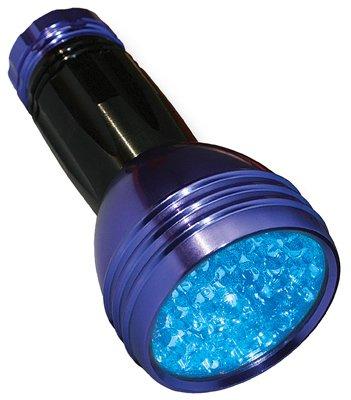 Shawshank Ledz 302480 Flashlight, UV Black Light, 32 LED Bulbs - Quantity 6 by Scorpion Master (Image #2)