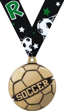 Soccer Medals – 1.75