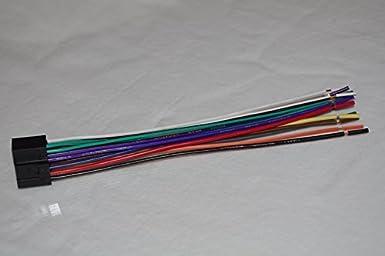 wire harness for jvc models kd nx5000, kd x310bt, kd r80bt, kd r810, kd r820bt, kd r840bt, kd r850bt, kd r900, kd r950bt ect