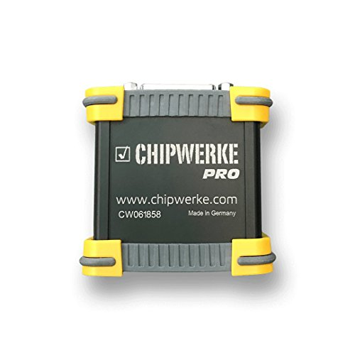 Chipwerke piggyback chip tuning system - get up to 33% more HP & TQ - for Porsche Cayenne 3.0L (supercharged) & Panamera S Hybrid (92A, 970 models only)