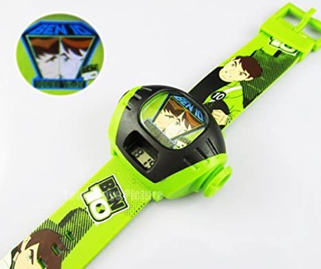 Ben 10 Alien Force Omnitrix illumintator Proyector Digital reloj ...