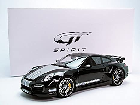Gt Espíritu - Zm025 - Porsche 911/991 Turbo S Por TechArt - Escala - 1/18: Amazon.es: Juguetes y juegos