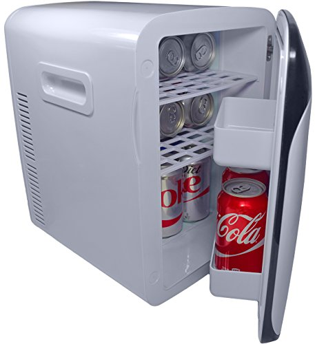 Electric Can Cooler ~ ★free shipping★cooluli electric mini fridge cooler and