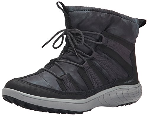 Merrell Women's Pechora Pull Ankle Boots Blue (Turbulence) amazon online t9cGQY