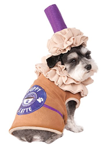 Best Puppy Halloween Costumes (Rubie's Puppy Latte Pet Costume,)