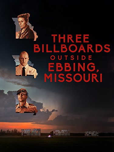 DVD : Three Billboards Outside Ebbing, Missouri