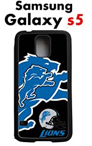 Detroit Lions Samsung Galaxy s5 Case Hard Silicone Case