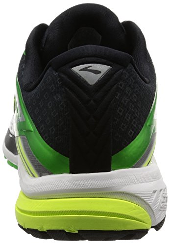 Nightlife M Men BROOKS Ravenna Classic US Black 8 11 Green 78pfHq
