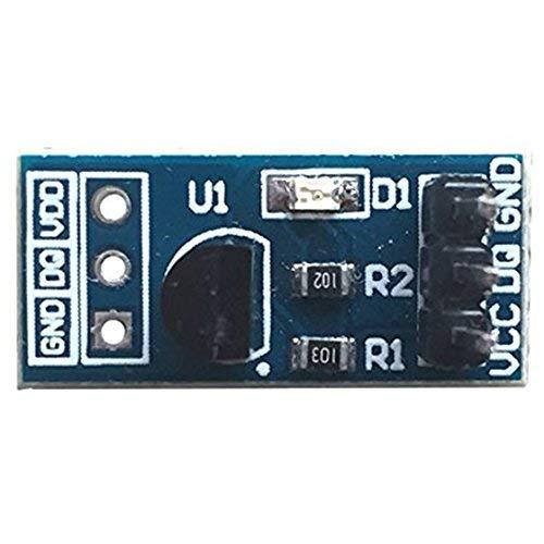 TOOGOO(R) 2pcs RW1820 temperature sensor cost-effective beyond the DS18B20