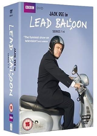 Lead Balloon Series 1 4 Box Set Dvd Amazoncouk Jack
