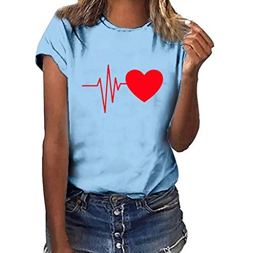 (Shusuen Women Tank Top Funny Graphic Shirt Sleeveless Casual Tees Blouse )