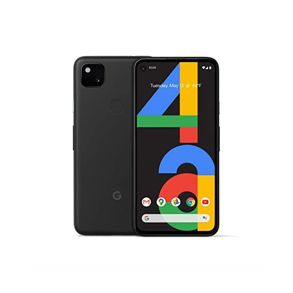 Google Pixel 4a (Just Black, 6GB RAM, 128GB Storage) 2021 July Capture great photos using your cell phone on the 12 MP dual pixel rear camera with features like Live HDR+, Night Sight, and Portrait Mode The Adaptive Battery lasts up to 24 hours as it learns your favorite apps and reduces power to the ones you rarely use HDR+ makes your photos look better by automatically adjusting for color and lighting