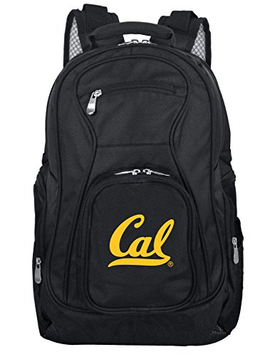 Denco NCAA California Golden Bears Voyager Laptop Backpack, 19-inches from Denco