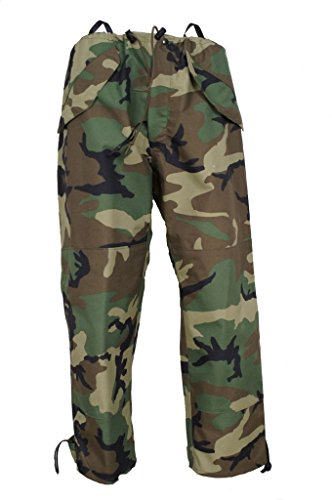 Camouflage Pants Trousers - 9