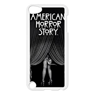 American Horror Story Personalized Cover Case with Hard Shell Protection for Ipod Touch 5 Case lxa#311889
