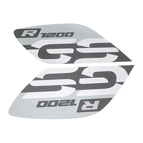 Motortank Beschermer Pad Stickers Kleur plakken Motorcycle Anti Slip Pad Sticker Tank Beschermende stickers for BMW…