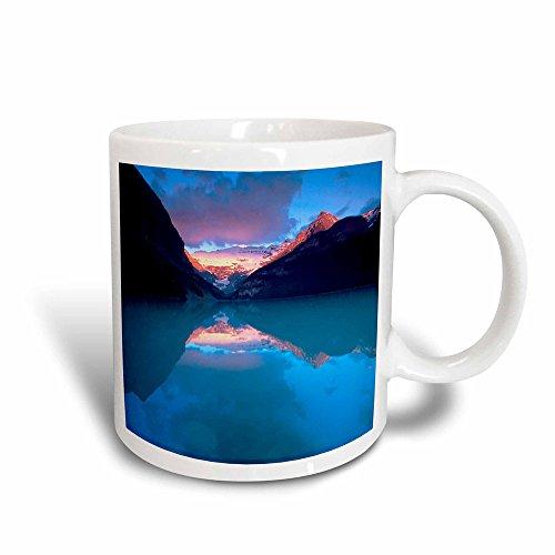 Lake Louise Outlet - 3dRose mug_73727_3