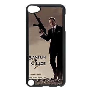 007 caso de James Bond 008 funda iPod Touch 5 funda O3L6CSXQUS negro