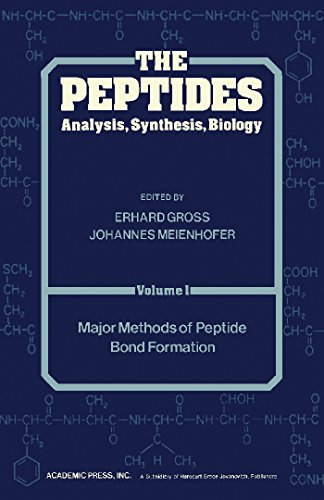Major Methods of Peptide Bond Formation: The Peptides Analysis, Synthesis, Biology, Vol. 1