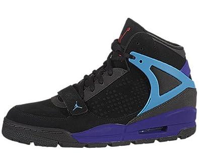sports shoes 5c95e 576fa Amazon.com  Air Jordan Phase 23 Trek - Black   Varsity Red-Bright  Concord-Aqua tone, 11.5 D US  Shoes