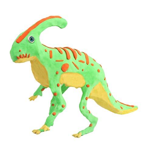 Amazon.com: Crea con dinosaurios de arcilla y crea una ...