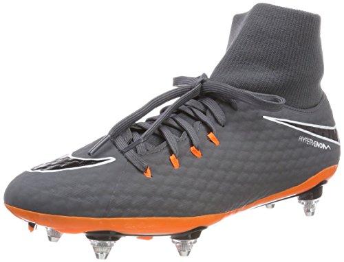 3 Gris SG Football Phantom Orange Nike Academy de DF Chaussures Homme 081 Total Gris Foncé Blanc 5qcv0Ww0I