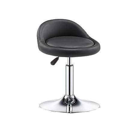 Amazon.com: XUERUI - Taburete giratorio para silla de bar de ...