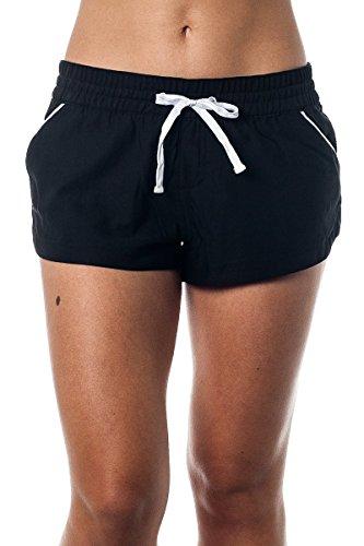 Alki'i Women's Two Way Stretchswim Shorts