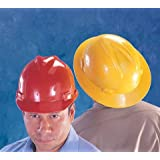 V-Gard® Class E, G Type I Polyethylene Non-Slotted Hard Hat With Staz-On® Suspension