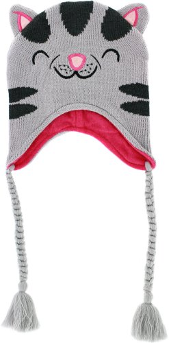 Big Bang Theory Kitty Knit Hat One Size
