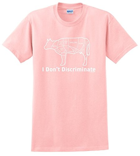 Dont Discriminate Funny Beef T Shirt