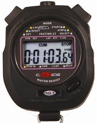 Fastime Ms60 Split Time Stop Watch Handheld Sports Timer Stopwatch by Fastime