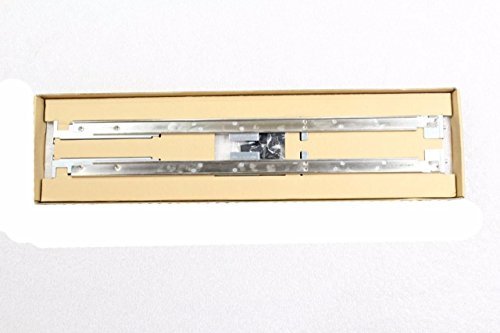 New Dell PowerEdge 1850 Case Frame Metal Adjustable Rack Mount Rail Kit D7897 - Dell Metal Frame