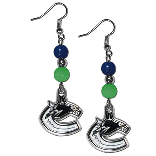 NHL Vancouver Canucks Fan Bead Dangle - Eye Test Vancouver