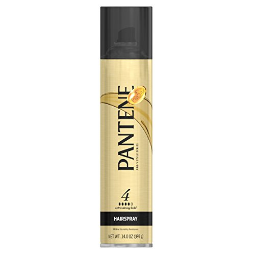 Best Pantene Anti Humidity Hairsprays - Pantene Pro-V Extra Strong Hold Hair