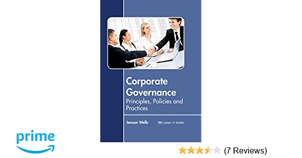 Corporate Governance Principles Policies And Practices Bob Tricker Pdf
