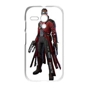 Star Lord Motorola G Cell Phone Case White R3336442