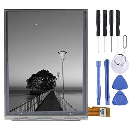 Ouyingmatealliance LCD Screen Repaire&Spare Parts E-Ink LCD Display for PRS-T1 Nook ED060SCE(LF) C1 ED060SCE(LF) T1 ED060SCE 6 inch