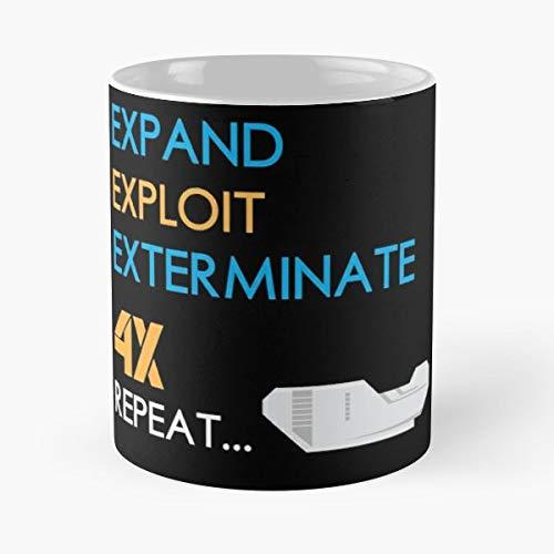 4x Game Gaming Mechanic Twilight Imperium Eclipse Gift Coffee/tea Ceramic Mug 11 Oz
