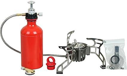 Splav Camping estufa Dual Track Multi combustible Gasolina ...