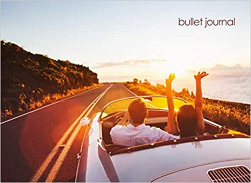 Plan A Road Trip >> Bullet Journal A Wide Road Trip Bujo To Plan Your Travel Or