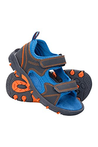 Mountain Warehouse Sandalias Junior Pebble Azul