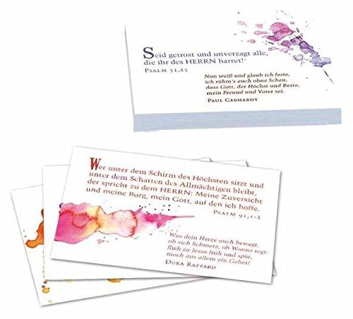 Spruchkärtchen Mit Bibelversen 3