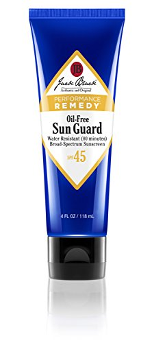 Jack Black Sun Guard Sunscreen SPF 45 Oil-Free & Very Water